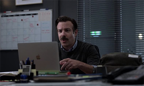 Ted Lasso office